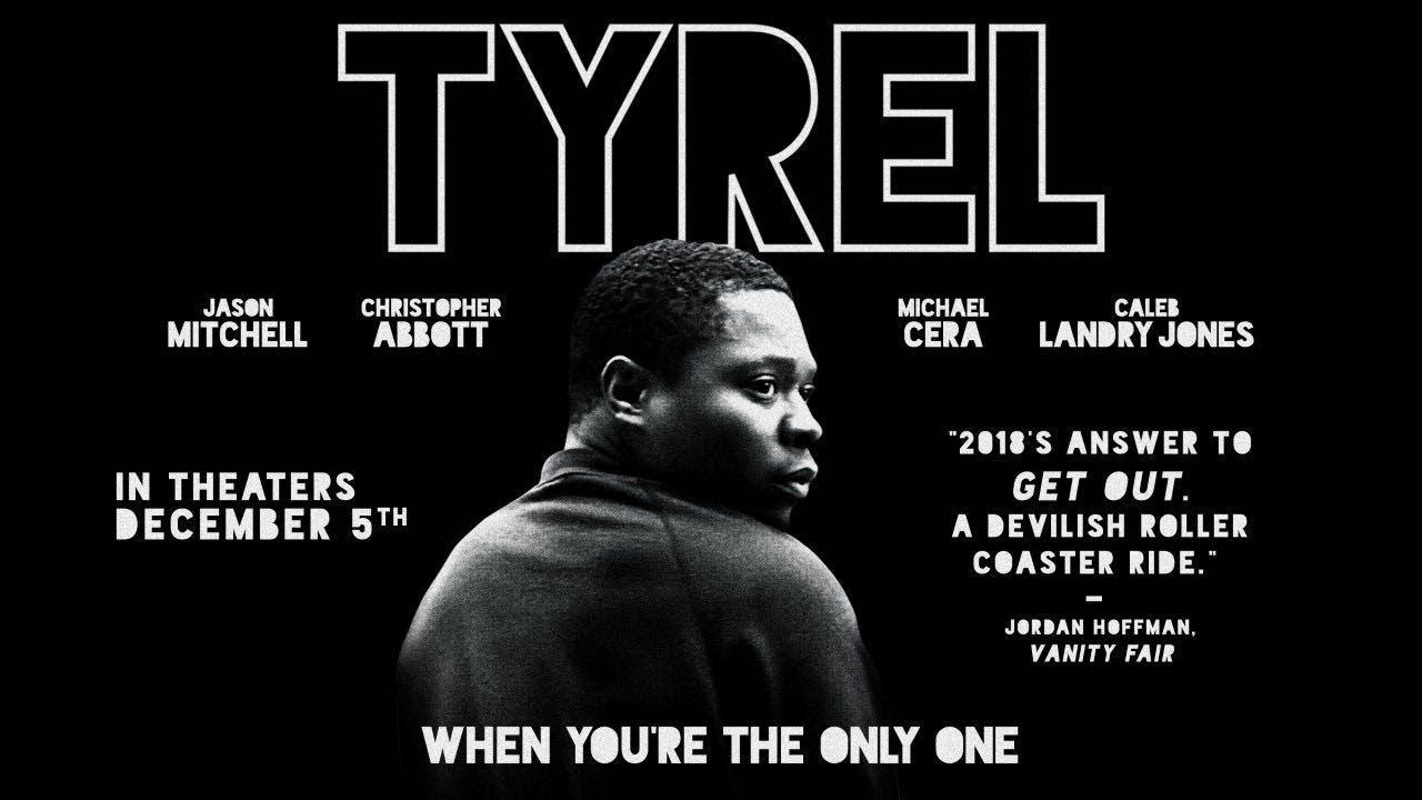 Tyrel - Official Trailer with Jason Mitchell, Christopher Abbott, Michael  Cera, & Caleb Landry Jones