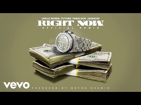 Uncle Murda - Right Now (Remix) (Audio)...
