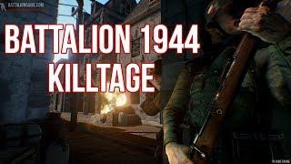 First Battalion 1944 Killtage!
