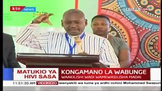 Asilimia 70 ya wakenya wanataka mabadiliko ya katiba-Mbunge Otiende Omollo