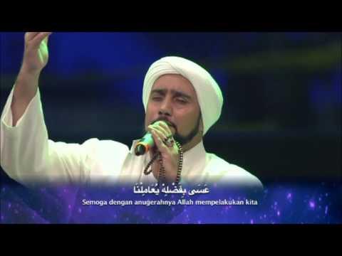 Habib Syech Bin A A Malam Cinta Rosul (Malaysia) -  Ya Hujrotan Suluk, Qodtamamallah, Yaa Hanana  HD