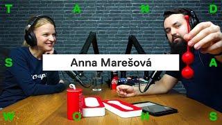 Designérka vibrátorů a intimních pomůcek Anna Marešová (podcast o produktovém designu)