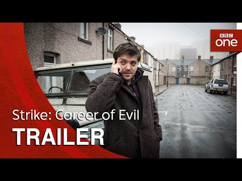 Strike - Career of Evil: Trailer - BBC One