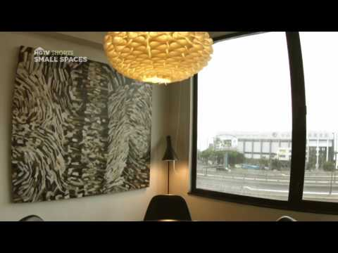 3 Meter Wide Hong Kong Apartment | Small Spaces | HGTV Asia