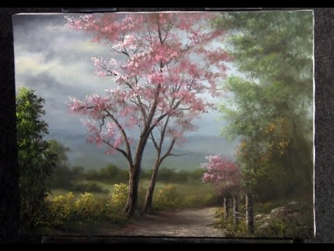 Paint with Kevin Hill – Scenic Tree Road