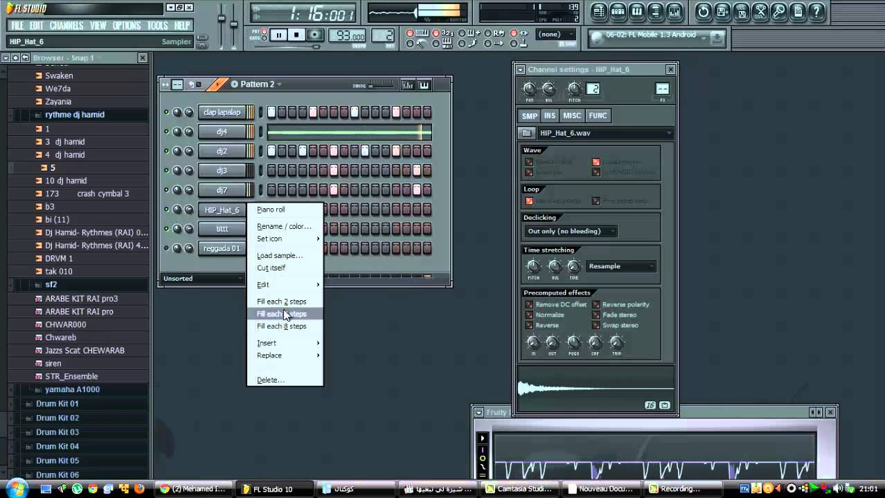 drum kit chaabi fl studio
