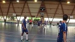match asscfhb 1 vs Achères 4