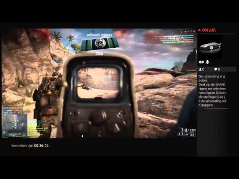 Battlefield 4™ [PS4™] [Livestream] @ Wave Breaker, 23-10-2014