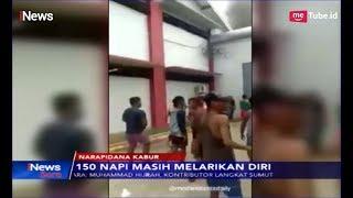 Download Video Kericuhan di Lapas Langkat, Sumut, Napi Rusak Fasilitas hingga Melarikan Diri - iNews Sore 16/05 MP3 3GP MP4