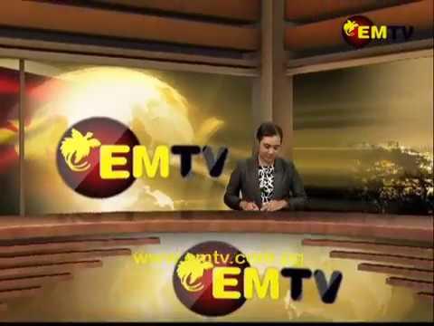 EMTV News - 10th October, 2017