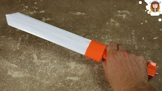 How to make a Paper Sword (Gladius - Roman)