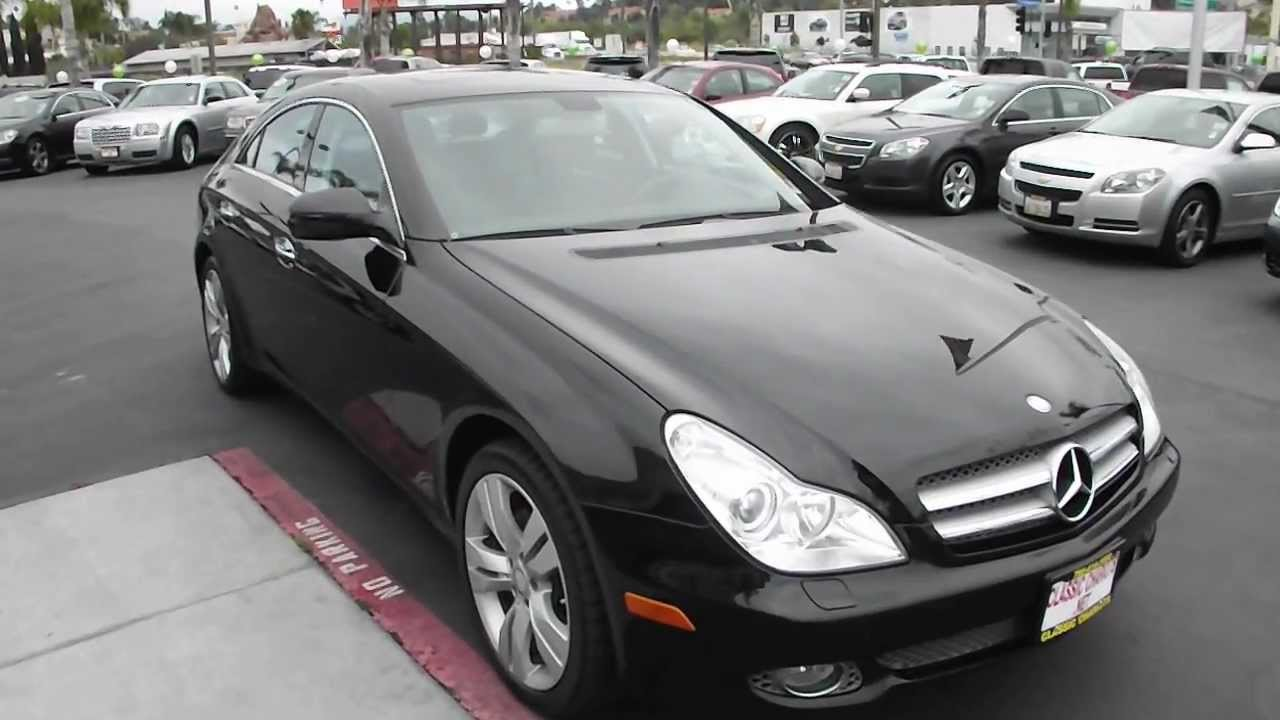 used 2009 mercedes cls 550 9693 at classic chariots in. Black Bedroom Furniture Sets. Home Design Ideas