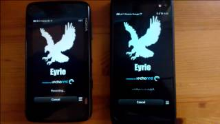 Eyrie 0.2 for Nokia N900, N9 and N950