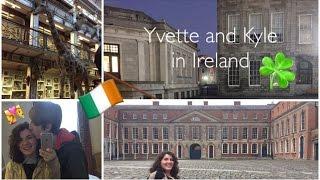 Sister's Ireland Trip!!