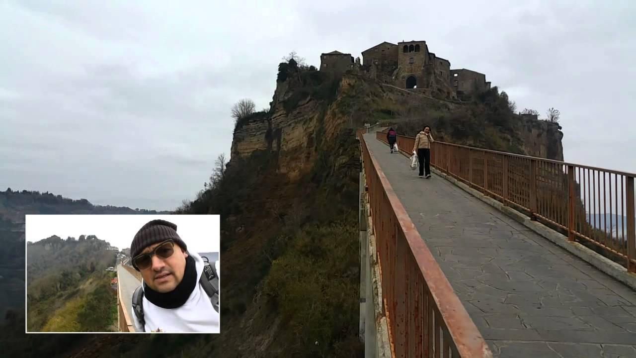 Ponte del diavolo civita di bagnoreggio leggenda youtube for Piani di fondazione del ponte