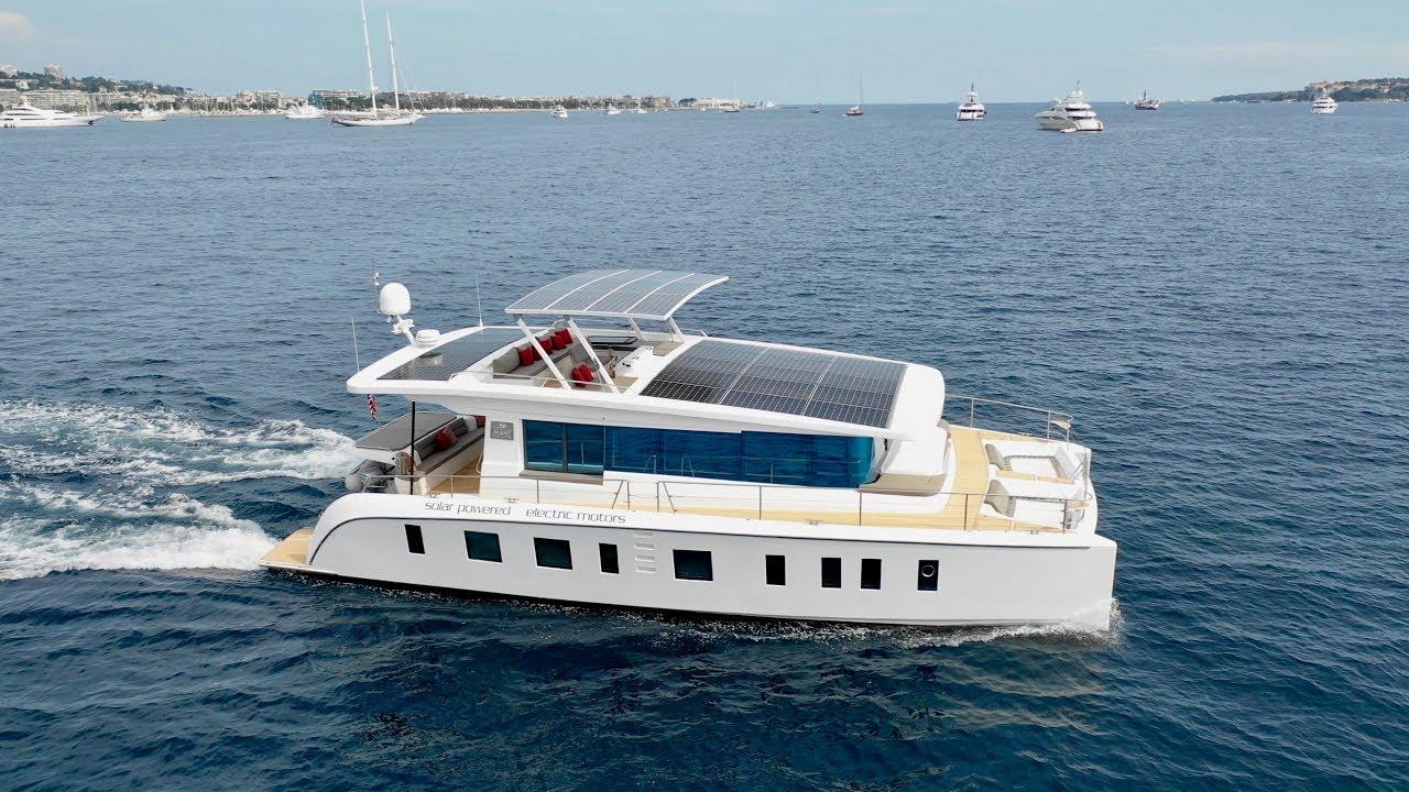 Sunreef 80 Power 2019 Rafael Nadal S Amazing New Yacht Youtube