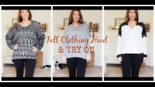 ❤ Fall Clothing Haul & TRY ON ❤