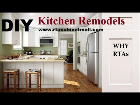 Why RTA cabinets - rta kitchen cabinets benefits and features
