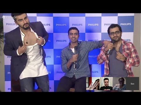 The #Unpain Hangout with Arjun Kapoor