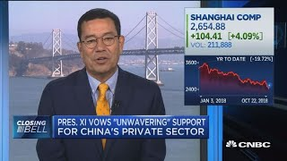 Expert: Market looking for 'push up,' which wont happen until earnings out