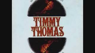 Timmy Thomas - Dizzy Dizzy World