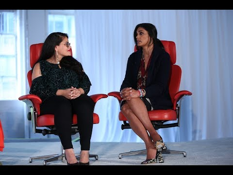 Full interview: Nadia Boujarwah, CEO of Dia&Co and Rachel Roy | Code Commerce Fall 2017