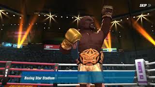 App - Boxing Star Gameplay & Intro