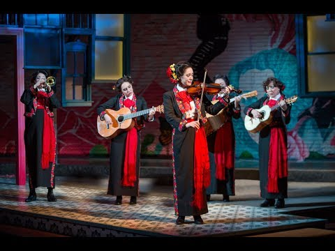 American Mariachi at The Old Globe