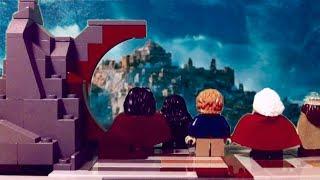 Lego The Hobbit Desolation of Smaug trailer #3