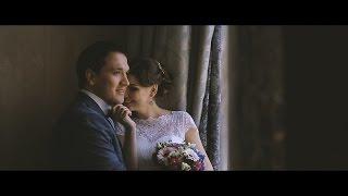 Даниль и Ксения. Свадебный клип.