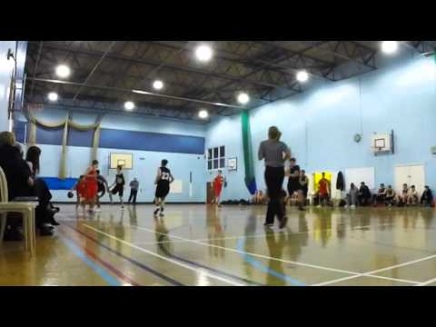 Harlow Hawks U18's vs Brentwood Leopards Game Highlights