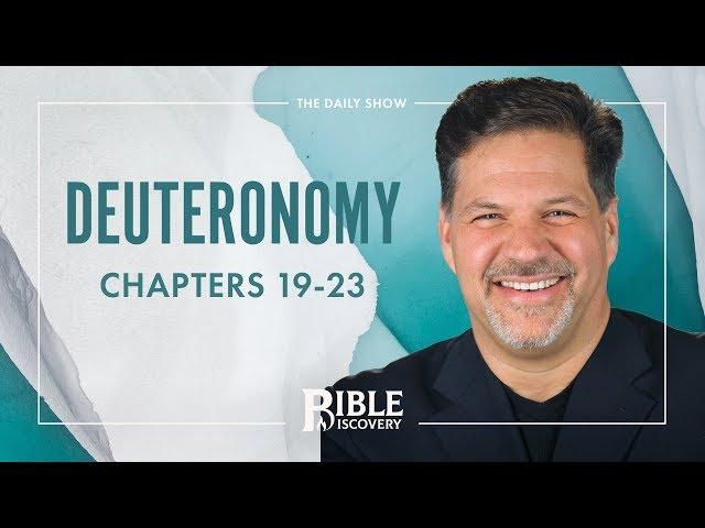 Taking Responsibility | Deuteronomy 19-23