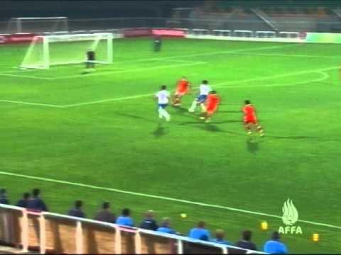 Azerbaijan 0-2 Palestine - International Friendly Match