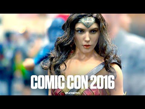 Comic Con 2016 [4K]