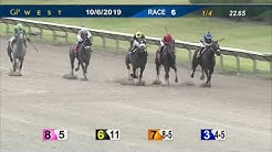 Gulfstream Park West October 6, 2019 Race 6