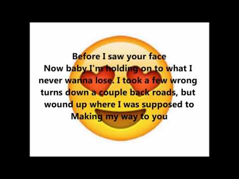 Making my way to you --- Cole Swindell
