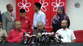 """[SIDANG MEDIA] """"Bonus untuk penjawat awam""""  -Tun Dr Mahathir"""