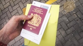 I VE GOT MY PASSPORT