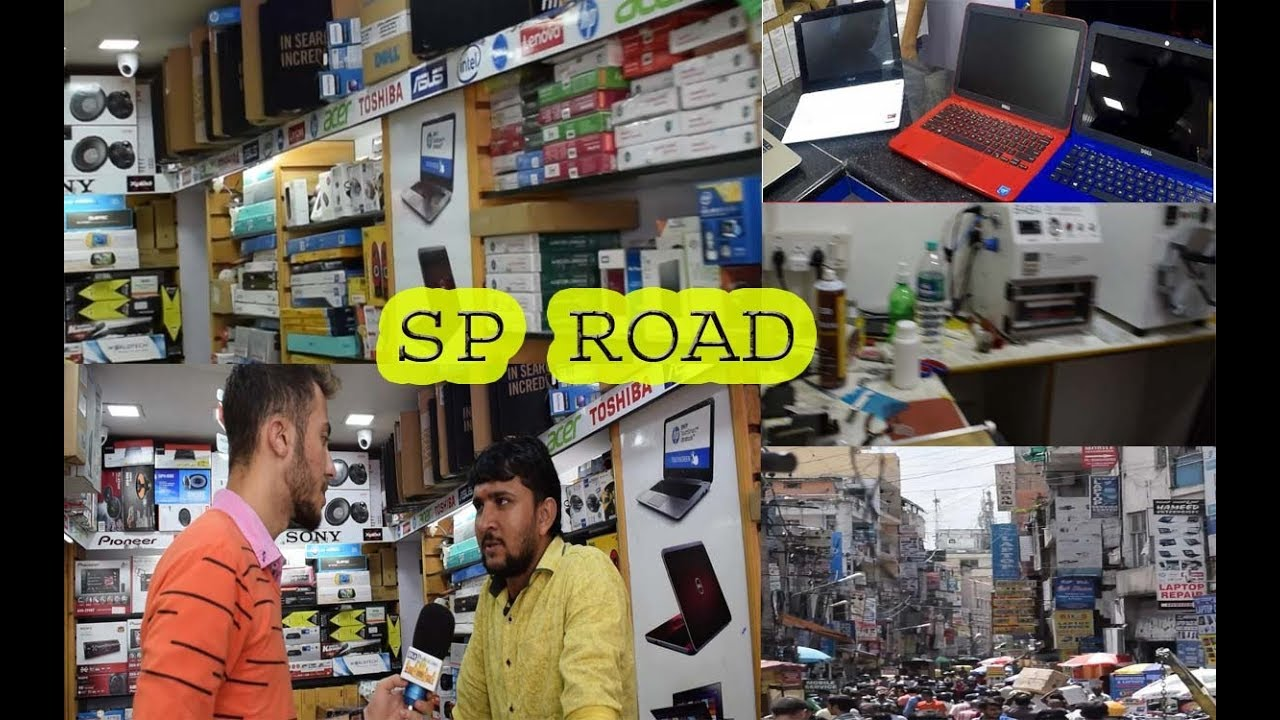 sp road bangalore map Biggest Electronic Market Cheap Place For Electronic Items In sp road bangalore map