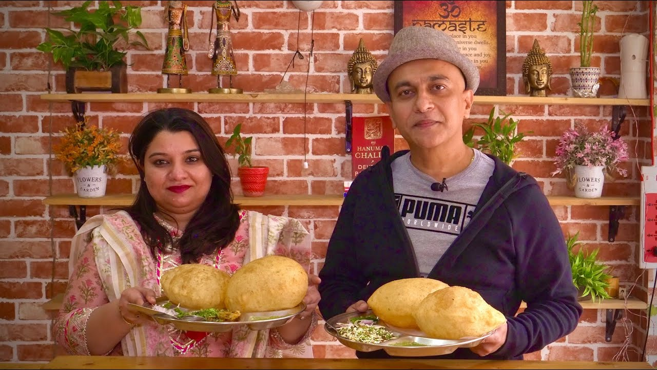 GOPALJEE CAFÉ | She Quit Her Job To Bring Authentic DELHI Style CHOLE BHATURE To BENGALURU!