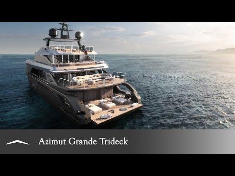 Azimut Grande Trideck
