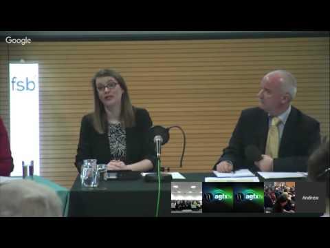FSB Wales Leaders' Debate - Election 2016