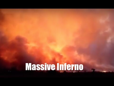 *Wildfires-Tornadoes-Floods* rage in 11 states! | Wildfires erupt in 4 states!