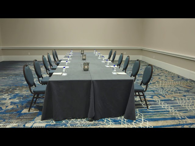 Rosen Centre Single Salon Conference Set