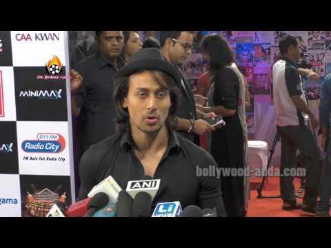 Tiger Shroff - Suron Ke Rang Color Ke Sang 2015 -  Salaam Gulshan Kumar