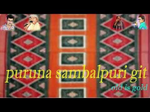 PURUNA SAMBALPURI / A KAIN PHULA / SANTANU SAHU OLD IS GOLD COLLECTION