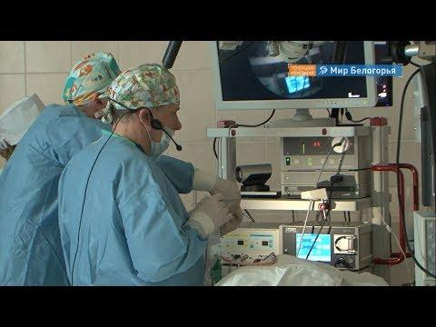 Мастер-класс «Живая лор-хирургия» провели в Белгороде