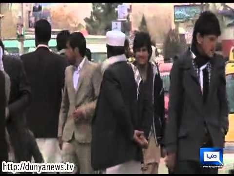 Dunya News-Afghan presidential election