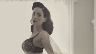Dita Von Teese on How to Buy Lingerie
