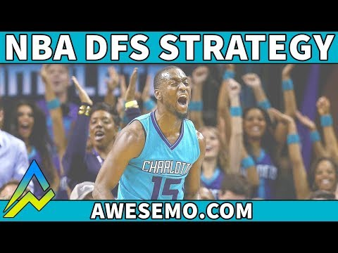 DraftKings & FanDuel NBA DFS Strategy - Fri 10/26 - Awesemo.com